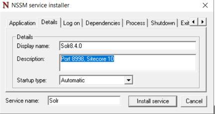 Sitecore_10_Installation_NSSM_Service